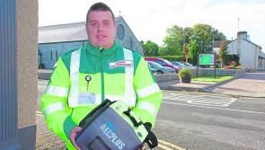 Newtownforbes Cardiac First Responders reflect on first year in operation