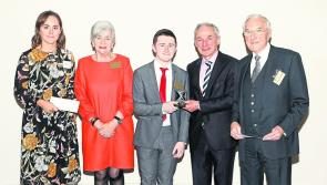 Exceptional Longford student awarded €20k scholarship