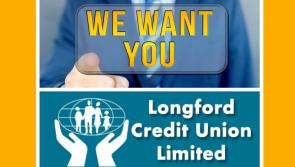 Longford Leader Jobs Alert: Longford Credit Union recruiting a full-time Assistant Manager, Risk Management & Compliance Officer