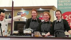 Lanesboro students present cookery demonstration at Taste of the Lakelands Festival