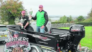 Longford fisherman nets €26k competition prize