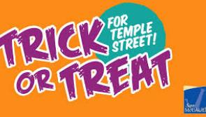 Trick or Treat? - Tesco Ireland stores to host Trick or Treat for Temple Street