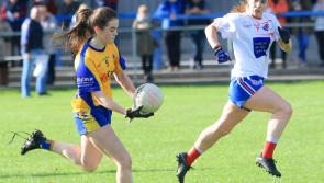 Longford senior ladies champions Carrickedmond unlucky losers against Clontarf