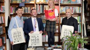Irish Book Week Launch