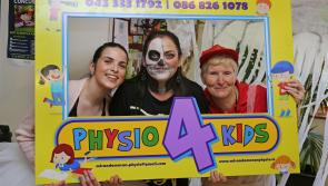 Physio4Kids Longford Trick or Treat for Temple Street a huge success