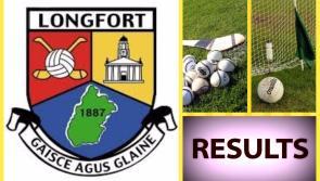 Longford GAA results scoreboard