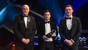 Longford hurler Johnny Casey honoured with Nicky Rackard/Lory Meagher All-Star Award