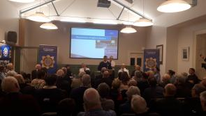 Garda chief Drew Harris backs Longford Gardaí in ongoing fight against crime and vows to restore public confidence in force