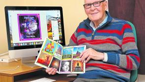 Renowned Longford photographer shares his wisdom in new photo book
