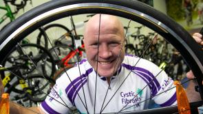 Michael Carruth throws his hat in the ring for Malin2Mizen Cycle4CF 2019