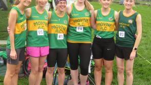 Weekly report from Moyne Athletic Club