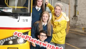 Bus Éireann invites  Longford TY students to create memories of the school journey