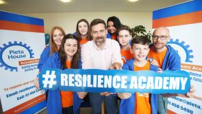Pieta House initiative aims to build resilience in young teens
