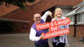 Brendan O'Carroll asks public to 'Have a Laugh for Loneliness' in aid of ALONE