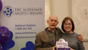 Alzheimer Society of Ireland nationwide flag day collection Memory Ribbon takes place on November 22