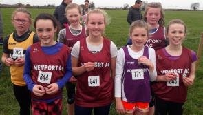 County Juvenile B Cross Country