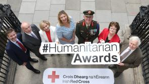 Longford Journalist Shaunagh Connaire is a finalist in the Irish Red Cross Humanitarian Awards