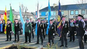 Longford remembers forefathers who died in Great War