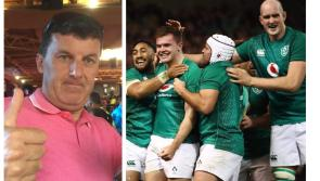 WATCH | A classic Longford video: Jimmy Jests on Ireland's historic win over the All Blacks