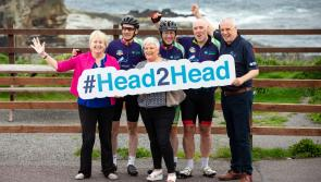 Longford cyclists help raise €130k for Jack & Jill Children's Foundation