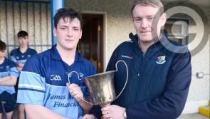 Longford Slashers win the Minor hurling championship title