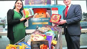 Aldi shoppers in Longford to fight food waste and help people in need