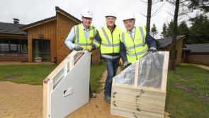 Pictures: FastHouse delivers 466 holiday lodges at new Center Parcs Longford Forest