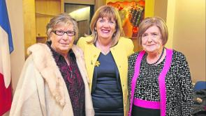 Longford women, who raised over €300,000 for Irish Cancer Society, honoured at civic reception