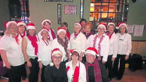 Longford Voices United spread festive cheer