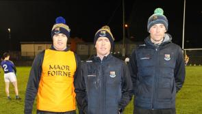 Manager Padraic Davis says Longford will 'give it their best shot' against Offaly in O'Byrne Cup Final