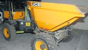 Longford Gardaí close net on machinery theft gangs