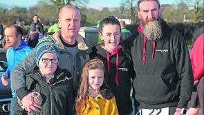 Shane Brennan 5k Run/Walk in Newtownforbes raising vital funds for  MRI scanner this Christmas