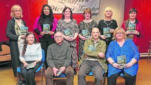 Pictures | 'Decathlon' of Longford authors launch collaborative novella 'Let Him Lie'