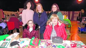 Festive season gets off to great start with Newtownforbes Craft Fair