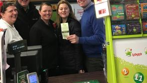 Lotto claims its second online millionaire in four days as Lotto Plus 1 won last night