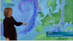 Met Éireann forecasts stormy start to unsettled weather run up to Christmas