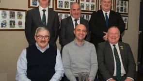 Offaly club picks up Leinster GAA Award in Croke Park