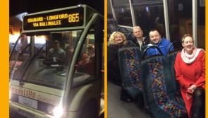 LISTEN | Longford Local Link bus service tackling problem of drink driving and rural isolation