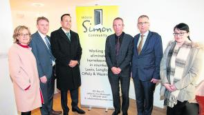 Taoiseach commends  Midlands Simon for their work in Longford and surrounding counties