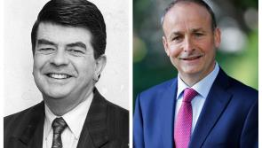 Fianna Fáil Leader Micheál Martin pays tribute to former Longford TD and 'people's person' Peter Kelly