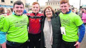 PICTURES | 28th Longford Multiple Sclerosis Christmas Day Run