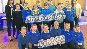 Longford celebrates EU Code Week