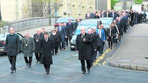 Peter Kelly, Longford, was a 'larger than life' character