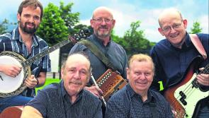 The Fureys to play at Carrick-on-Shannon's Landmark Hotel this weekend