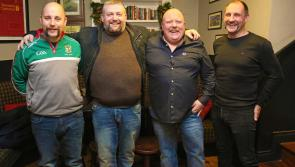 Gallery: Movember shave in the Sportsman Inn, Edgeworthstown