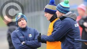 Longford manager Padraic Davis very pleased with the progress made so far