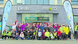 Operation Transformation fever in Longford