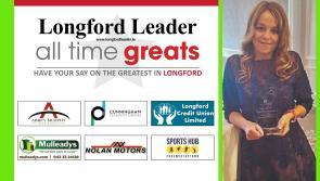 Longford All Time Greats: Profile #14 Jillian McNulty