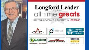 Longford All Time Greats: Profile #15 Liam Mulvihill