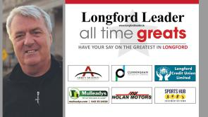 Longford All Time Greats: Profile #7 Ray Flynn